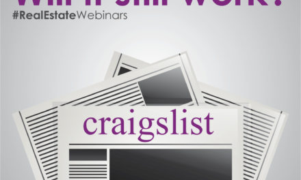 Classified Ads on Craigslist for Real Estate Leads