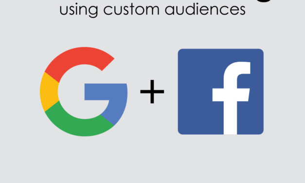 Email marketing with Google and Facebook