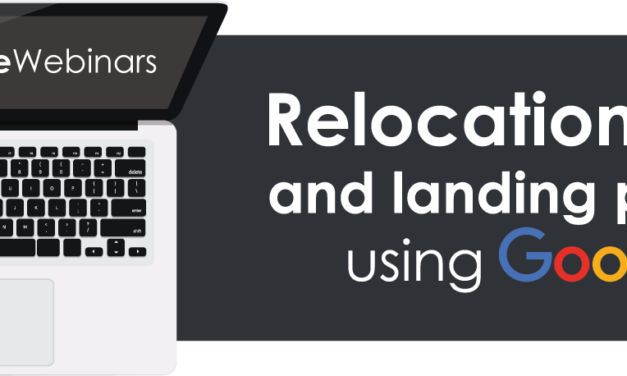 Webinar: Relocation ads & Landing pages