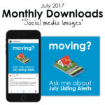 Free monthly downloads: August Social Media Images
