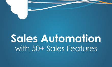 Sales Automation with AgileCRM