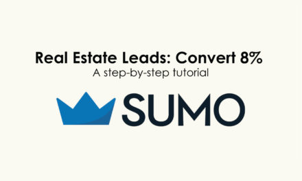 Real Estate Leads: Convert 8% more traffic!