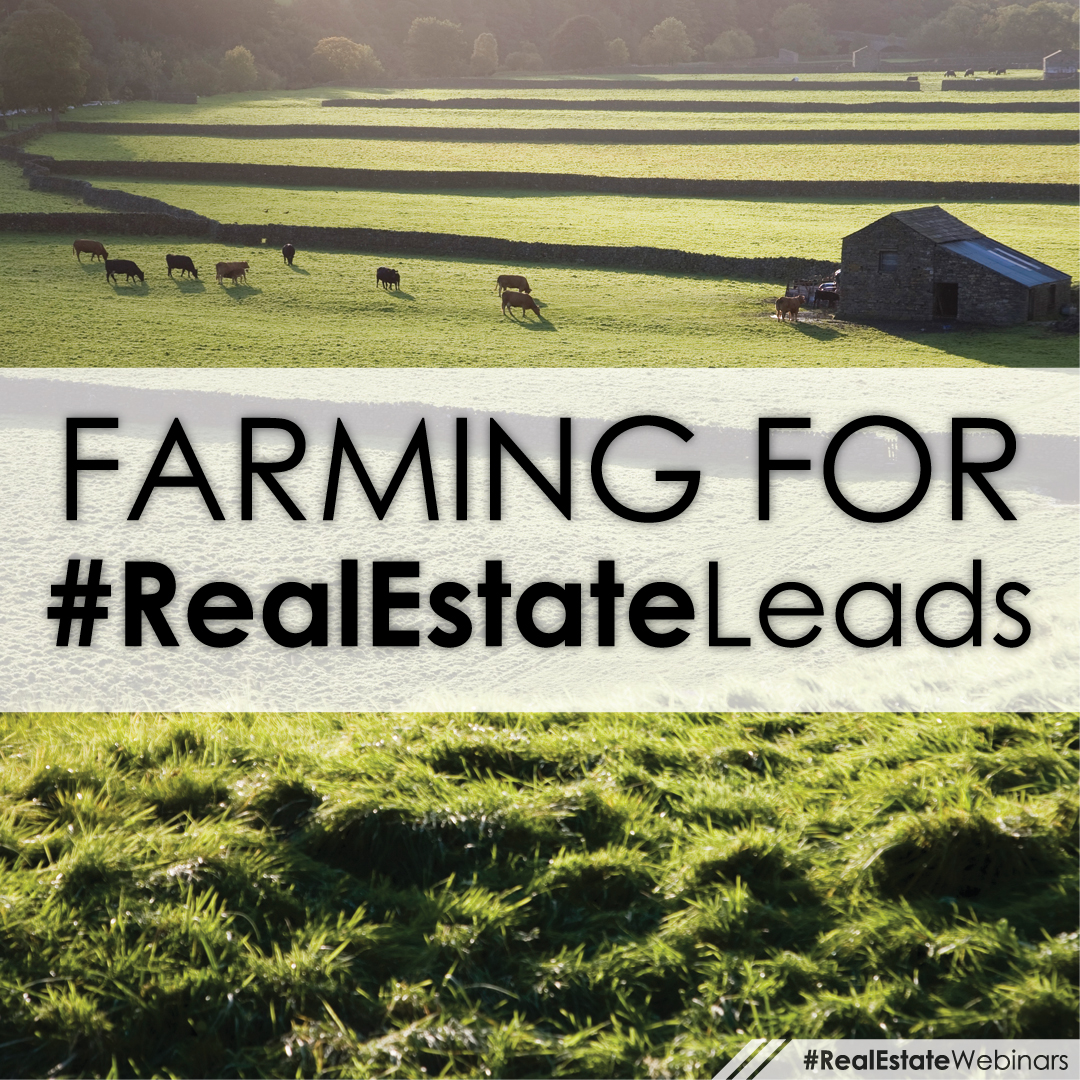 Farming Ideas for Real Estate Agents